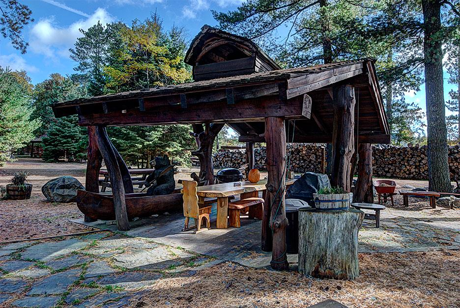 Big Bear Hideaway Pavilion