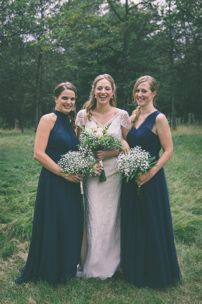 Bridesmaid Forest Backgroun